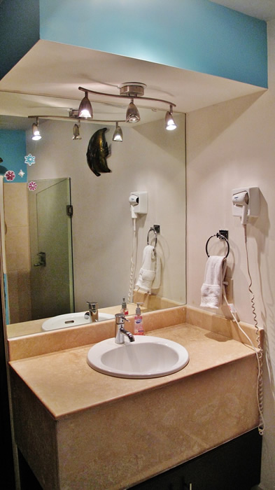 Espejo baño Condominio en venta Villa Magna Nuevo Vallarta
