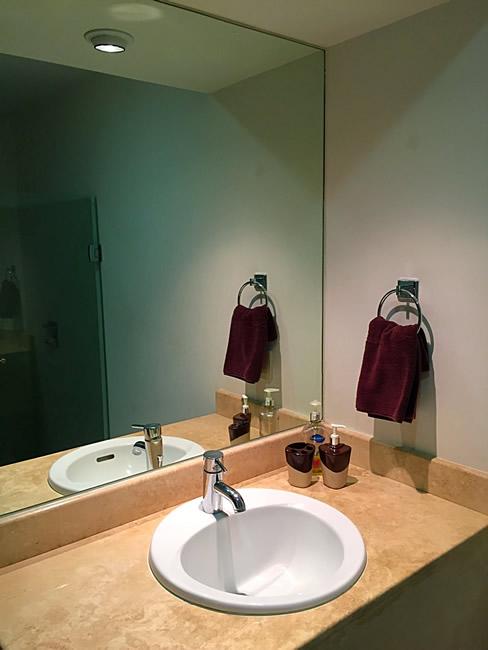 Espejo baño Condominio Villa Magna Nuevo Vallarta