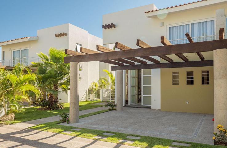 Fachada Conjunto Residencial Real Nuevo Vallarta Nayarit México