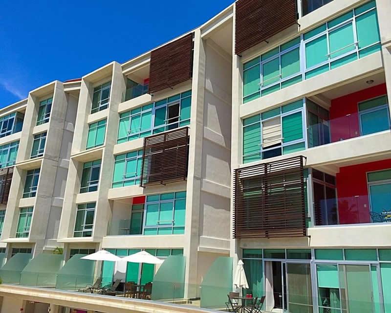 Fachada Departamento en venta Nuevo Vallarta 3.14 Living