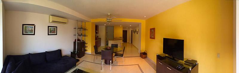 Foto panoramica Condominio Villa Magna Nuevo Vallarta