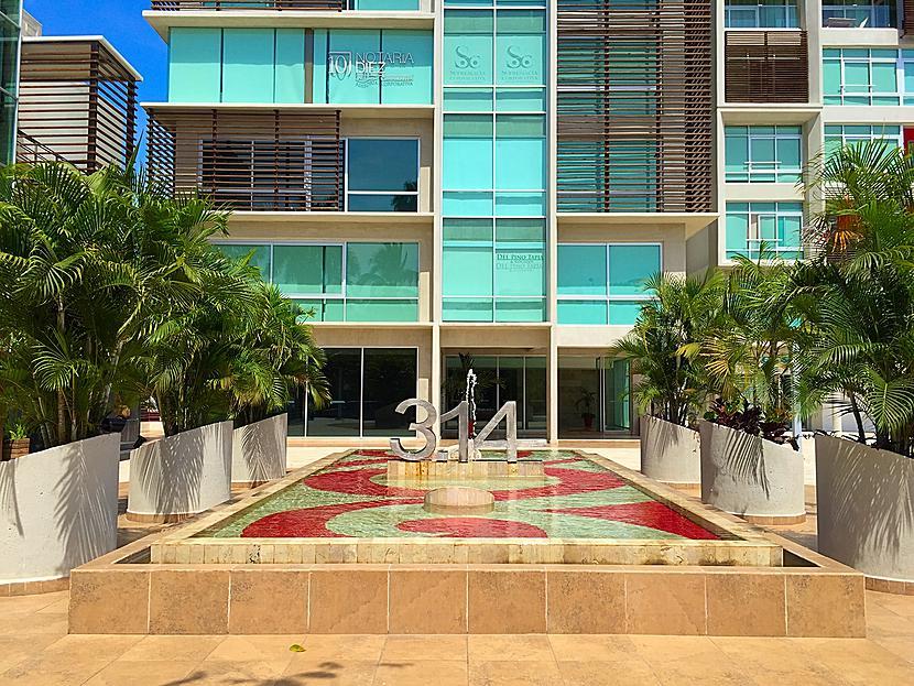 Fuente Desarrollo 3.14 Living en Nuevo Vallarta