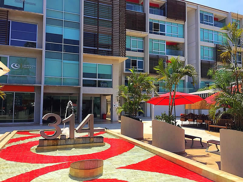 Fuente Local comercial en venta Plaza 3.14 Living Nuevo Vallarta