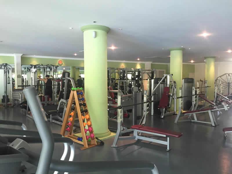 Gimnasio paradise village el tigre golf country club nuevo for Gimnasio 360 puerto real