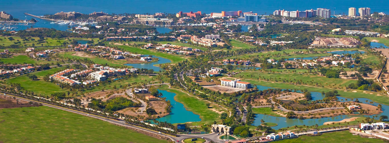 Golf residences Paradise Village El Tigre Golf Country Club Nuevo Vallarta