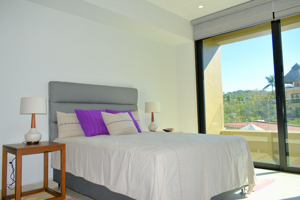 Habitación Condominio en venta frente a la playa San Pancho Nayarit