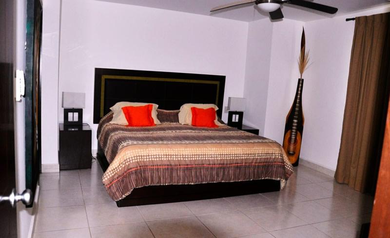 Habitación principal Condominio Villa Magna Nuevo Vallarta