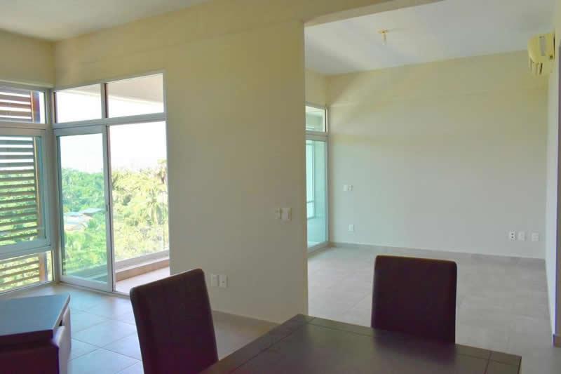Interior Departamento en venta Nuevo Vallarta 3.14 Living