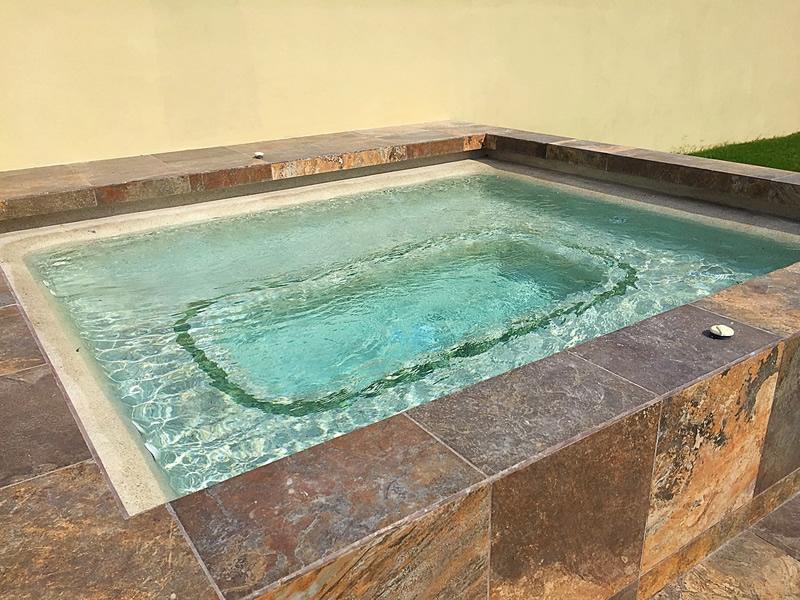 Jacuzzi Casa en Venta Vista Lagos Paradise Village El Tigre Nuevo Vallarta Nayarit México