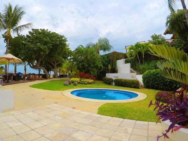 Jacuzzi Villa for sale Vallarta Gardens La Cruz de Huanacaxtle
