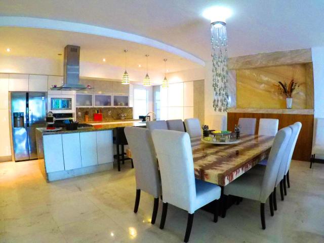 Kitchen Villa for sale Vallarta Gardens La Cruz de Huanacaxtle