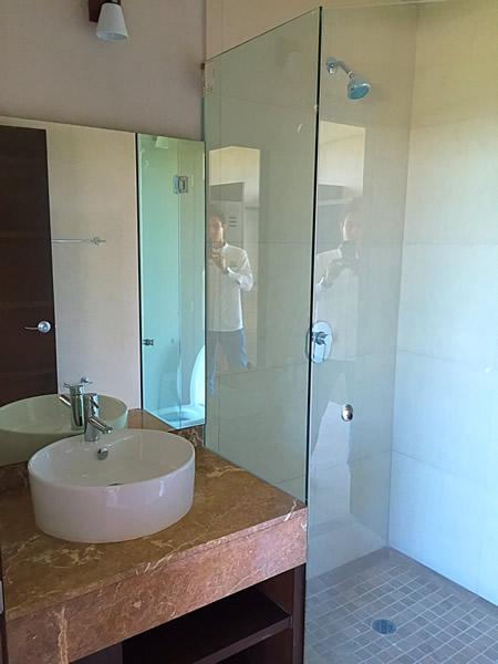 Lavabo Condominio 3.14 en Nuevo Vallarta dos recámaras