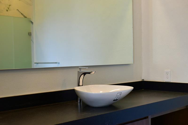 Lavabo monomando baño Casa en venta Residencial Los Tigres Nuevo Vallarta