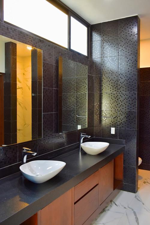 Lavamanos baño Casa en venta Residencial Los Tigres Nuevo Vallarta