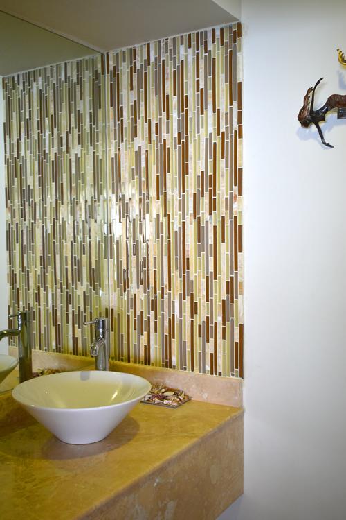 Lavamanos baño Condominio con vista al Mar en Venta Villa Magna Nuevo Vallarta