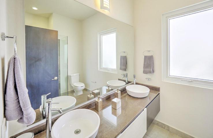 Lavamanos baño Conjunto Residencial Real Nuevo Vallarta Nayarit México