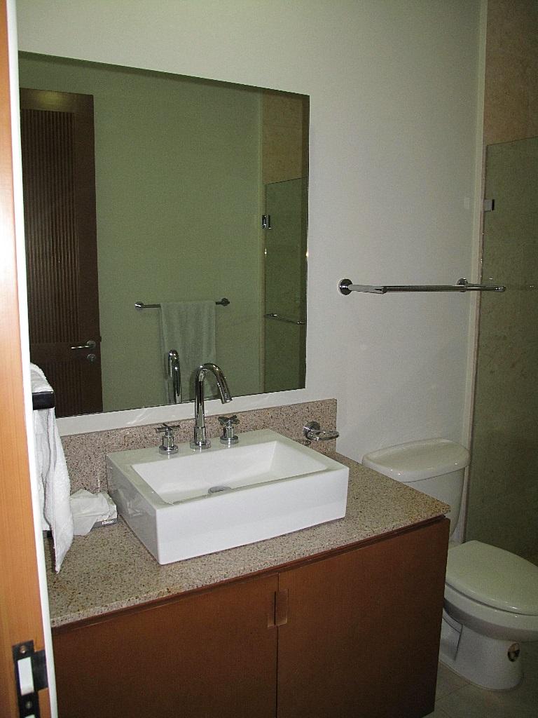 Lavamanos Desarrollo Península Golf Condominio en venta, El Tigre, Nuevo Vallarta, Nayarit, México