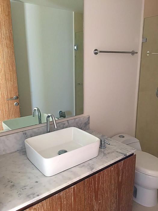 Lavamanos penthouse en venta Condominio Península en Nuevo Vallarta Nayarit