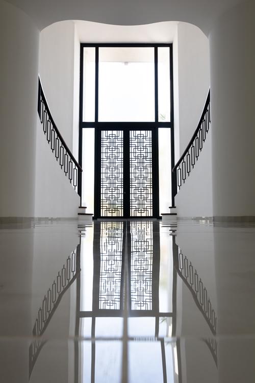 Lobby Residencia de lujo en venta El Tigre Nuevo Vallarta