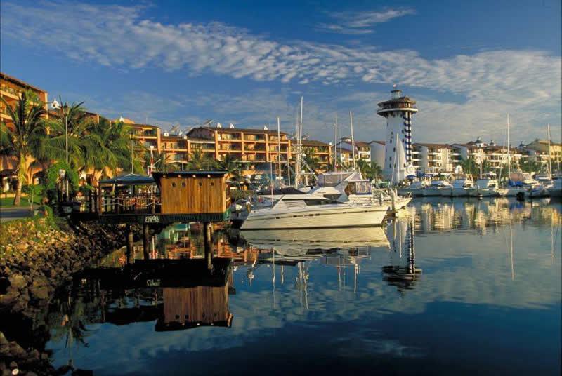 Marina Vallarta Puerto Vallarta