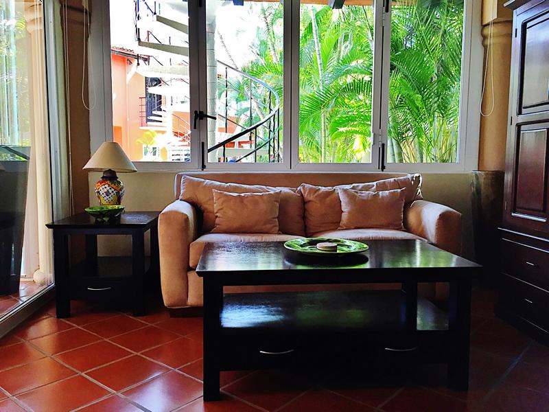Mesa sala Villa en bucerías Nayarit Lanigan