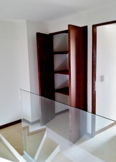 Pasillo segundo piso Penthouse en Condominio Península Nuevo Vallarta