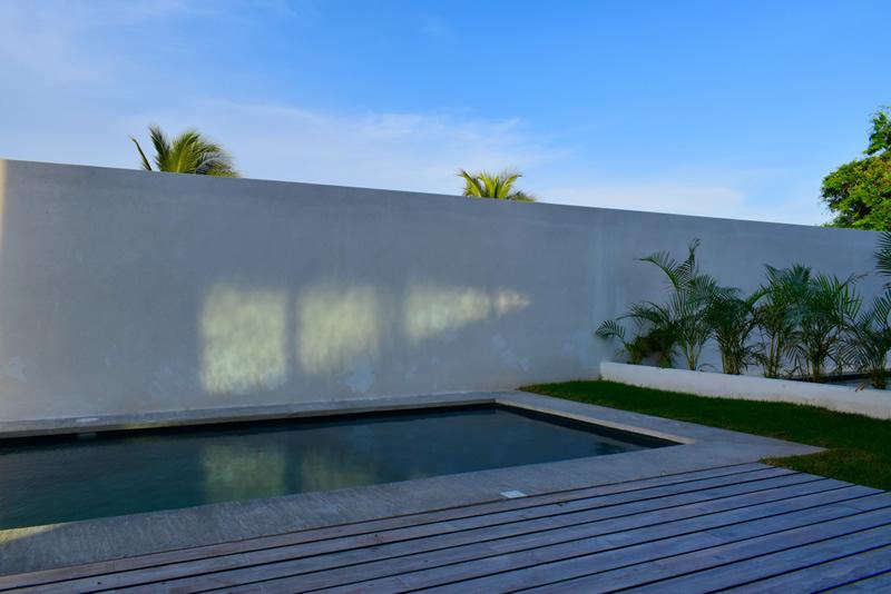 Piscina Casa en venta Residencial Los Tigres Nuevo Vallarta
