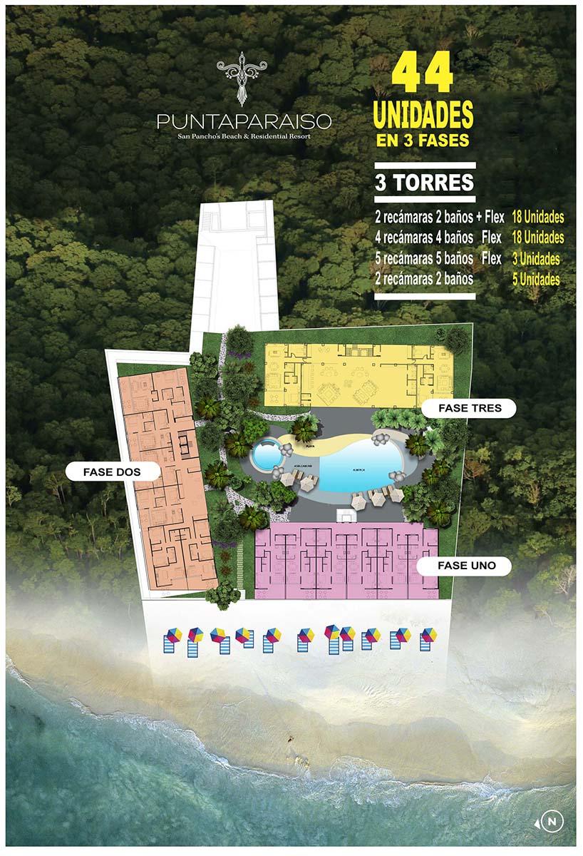 Plan Maestro Desarrollo Punta Paraíso Riviera Nayarit