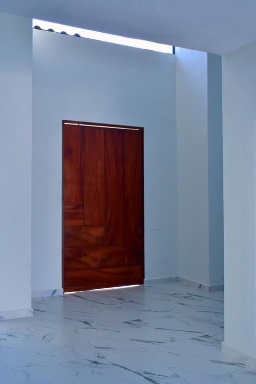 Puerta de acceso Casa en venta Residencial Los Tigres Nuevo Vallarta