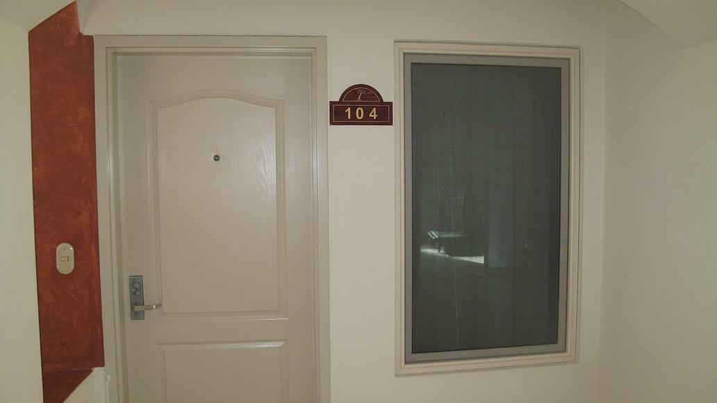Puerta habitación Desarrollo Playa Royale en Nuevo Vallarta