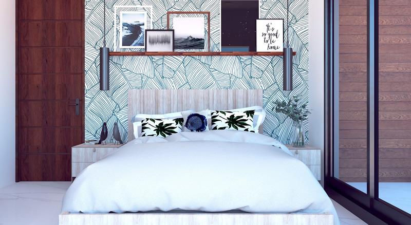 Quinta San Miguel Nuevo Vallarta Bedroom
