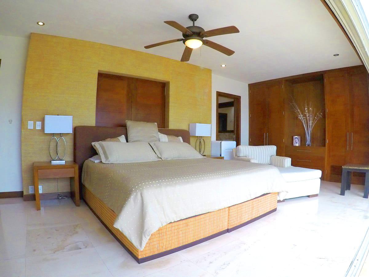 recamara Villa en venta Vallarta Gardens La Cruz de Huanacaxtle