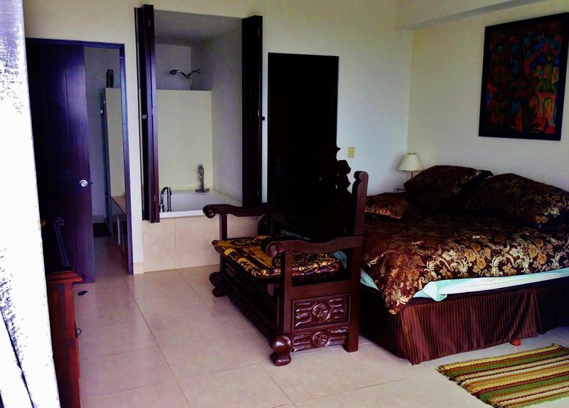Recámara con jacuzzi Condominio Villa Magna Nuevo Vallarta con Estudio Penthouse