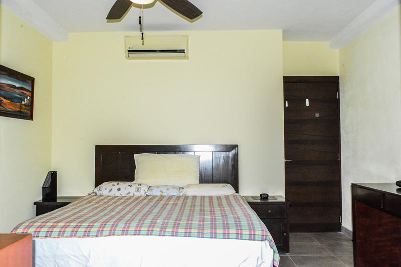 Recámara Condominio amueblado en venta Living 3.14 Nuevo Vallarta>