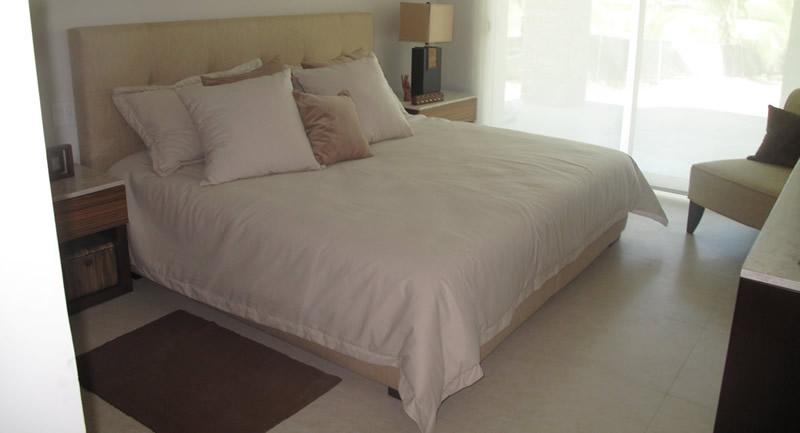 Recamara Closet Condominio Península Golf en Nuevo Vallarta