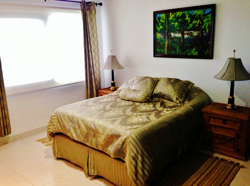 Recámara Condominio Villa Magna Nuevo Vallarta con Estudio Penthouse