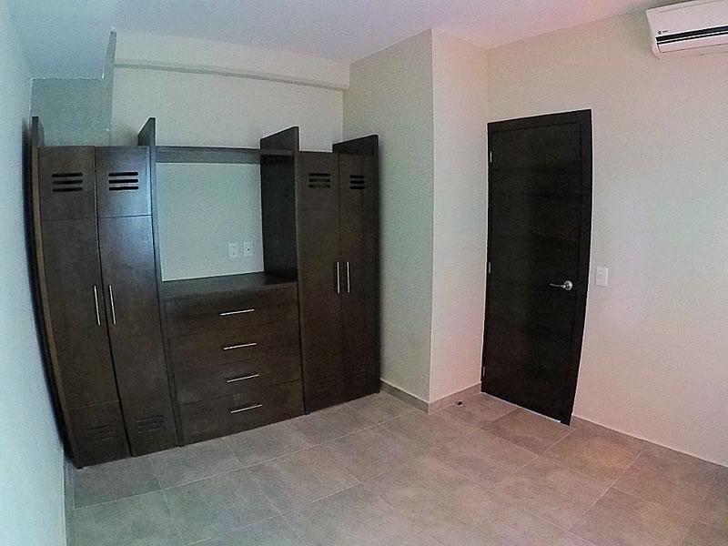 Recamara de huespedes Condominio 3.14 Living Plaza Nuevo Vallarta en venta