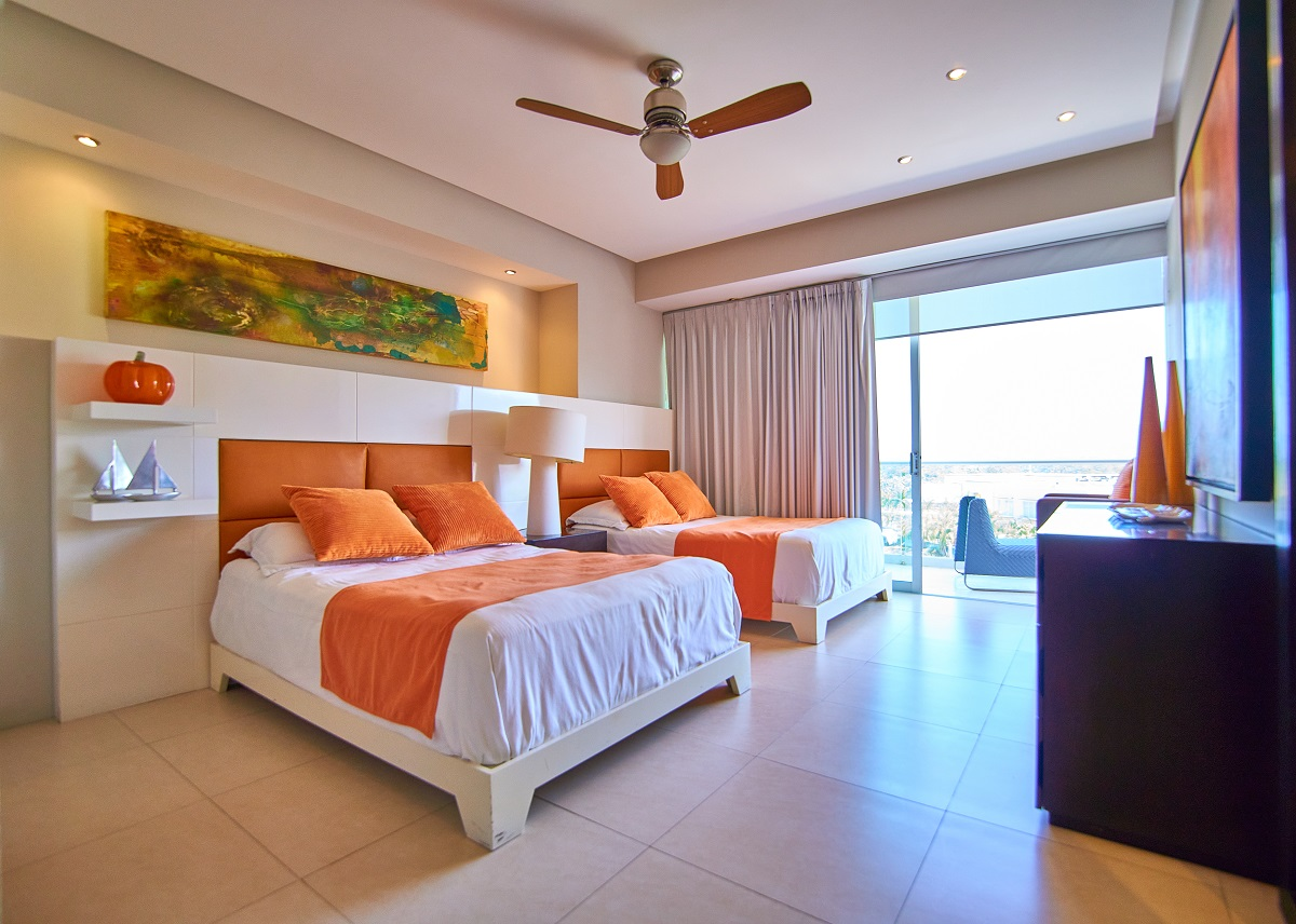 Recámara Península Puerto Vallarta Condominio en venta