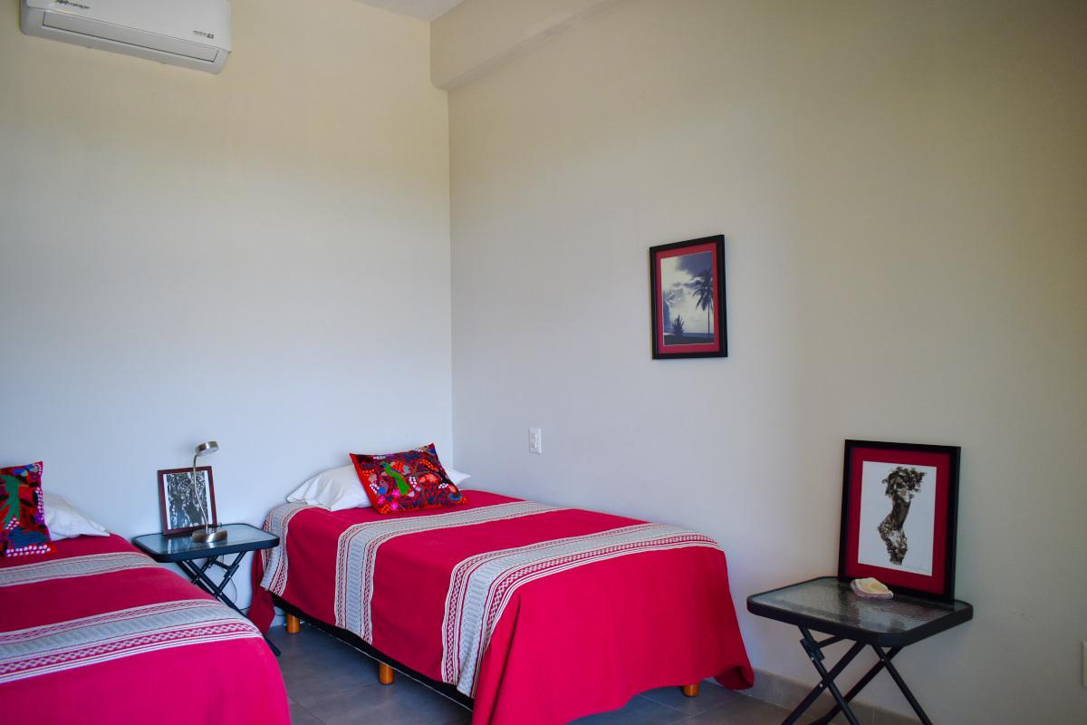 Recámara Penthouse Nuevo Vallarta en Venta 3.14 Living