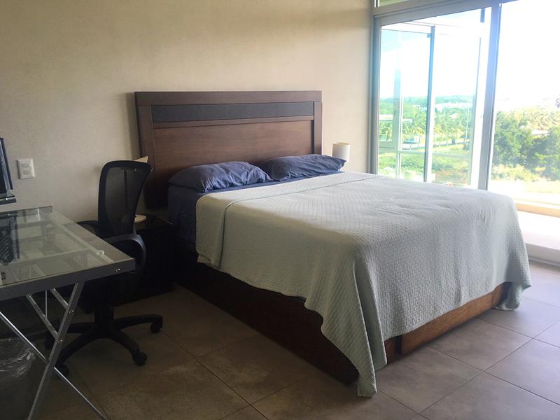 Recámara Penthouse en Venta Nuevo Vallarta en Condominio 3.14 Living