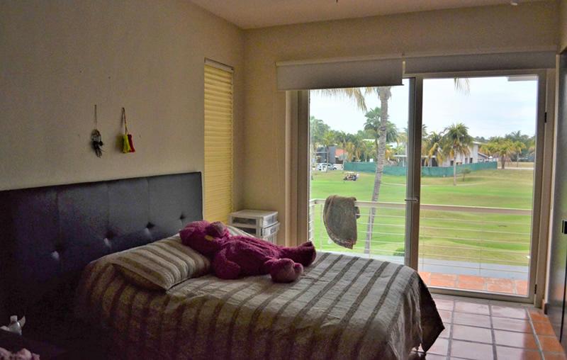 recamara principal - Villa Ibiza # 1, en Venta en Nuevo Vallarta El Tigre