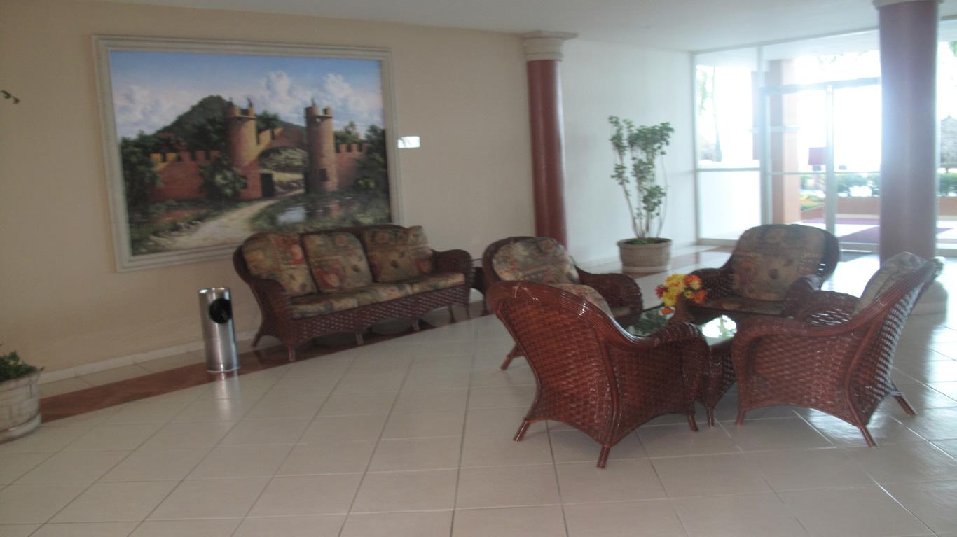 Recibidor Desarrollo Playa Royale en Nuevo Vallarta