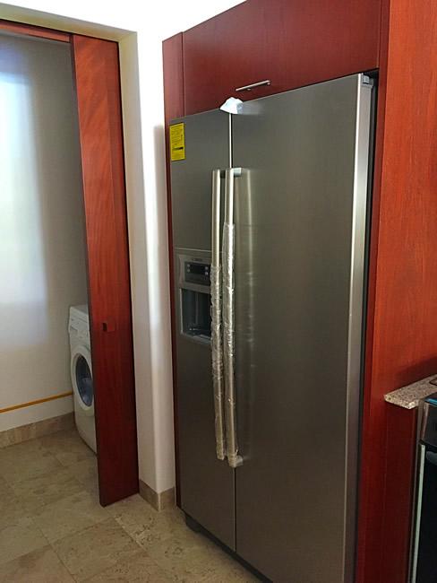 Refrigerador Condominio Isla Palmares en el Campo de Golf El Tigre en Nuevo Vallarta