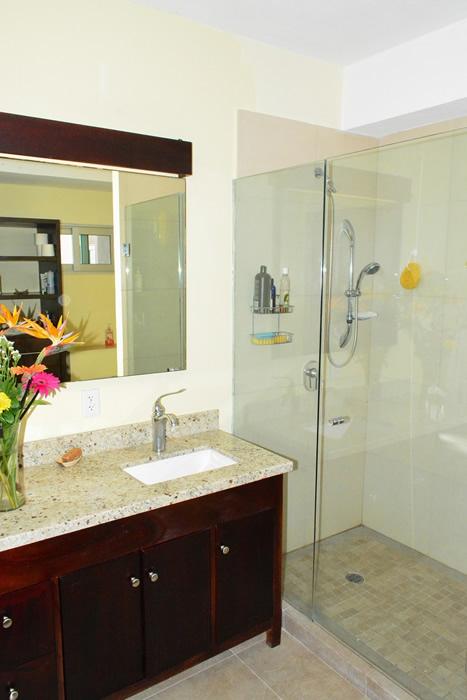 Regadera Condominio amueblado en venta Living 3.14 Nuevo Vallarta