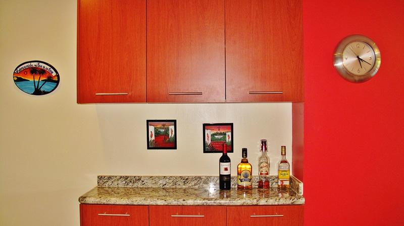 Reloj en cocina Condominio en venta Villa Magna Nuevo Vallarta
