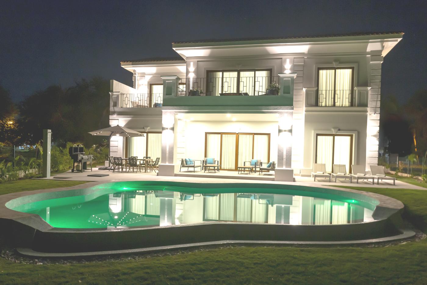 Residencia de lujo en venta El Tigre Nuevo Vallarta Nayarit México