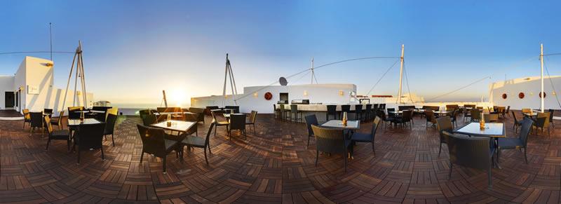 Restaurante Condominio Villa Magna Nuevo Vallarta