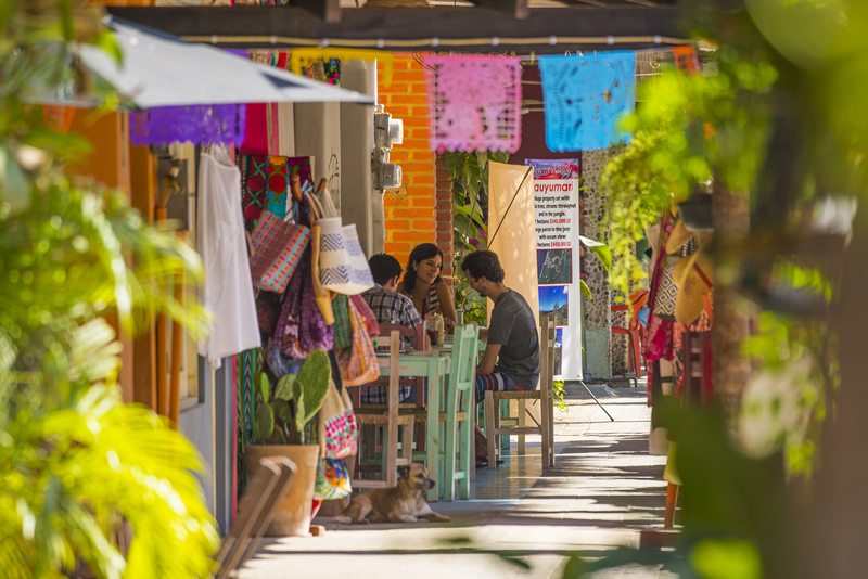 Restaurantes San Pancho Nayarit