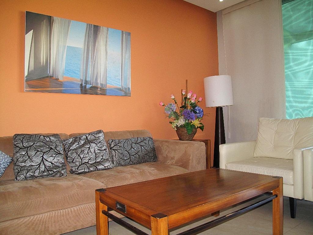 Sala Desarrollo Península Golf Condominio en venta, El Tigre, Nuevo Vallarta, Nayarit, México