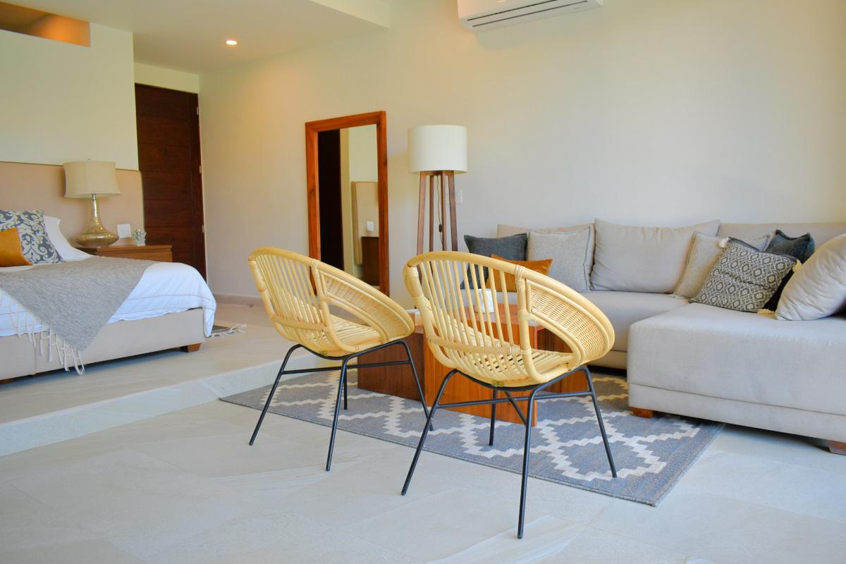 Sala Condominio en venta frente a la playa San Pancho Nayarit